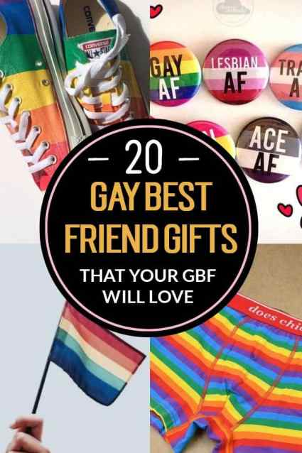 20 Gifts Your Gay Best Friend Will Get A Laugh Out Of