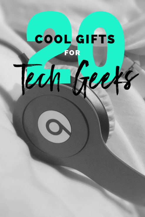 20 Cool Gifts For Tech Geeks To Rave About This Christmas