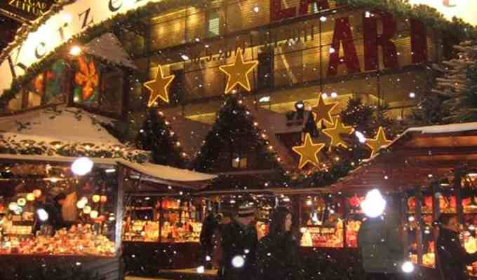 These Christmas markets in Germany are an absolute must when you are visiting for the holidays! Their decor is something you should check out.
