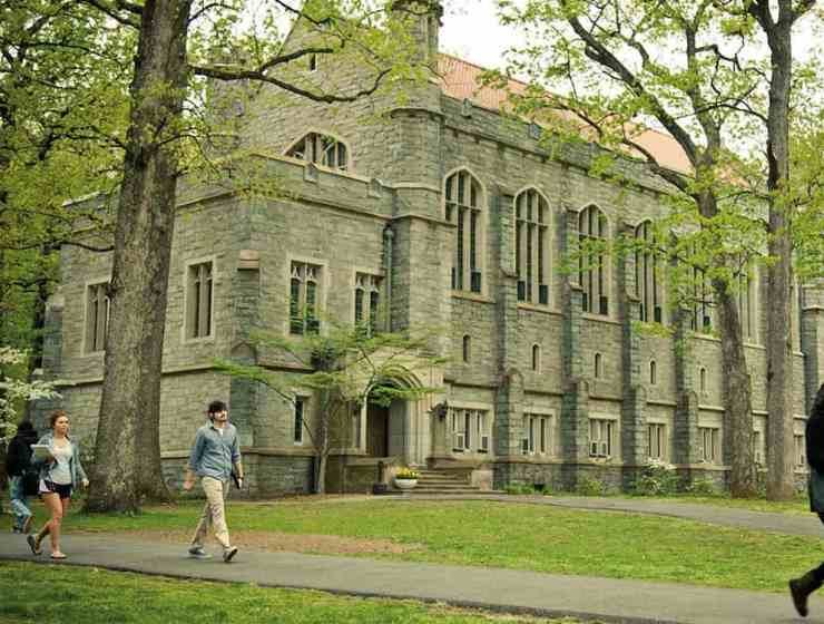 Are you a student at Drew University? If so, you'll probably relate to a lot of the signs you're a student there on this list.