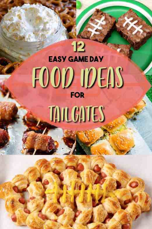 12 Easy Game Day Food Ideas For Tailgates