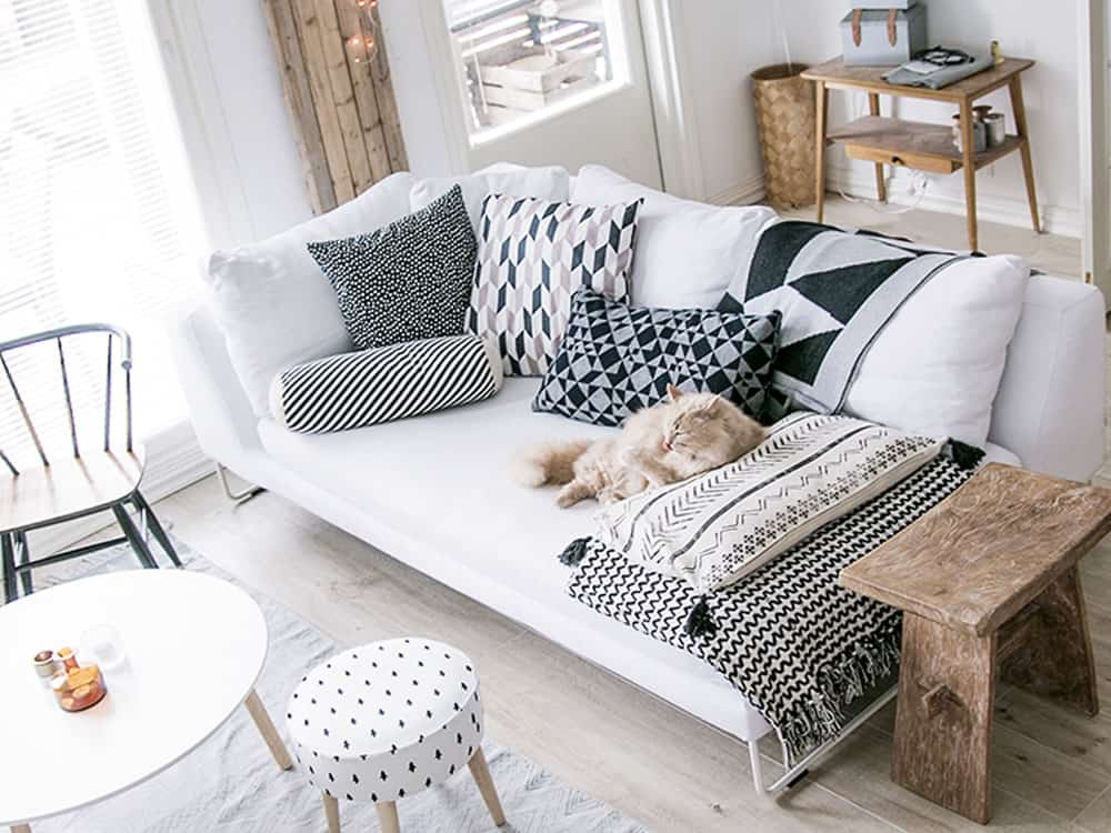 These tips to declutter your apartment or home will totally help you in staying organized when things get messy! Here's all you need to know!