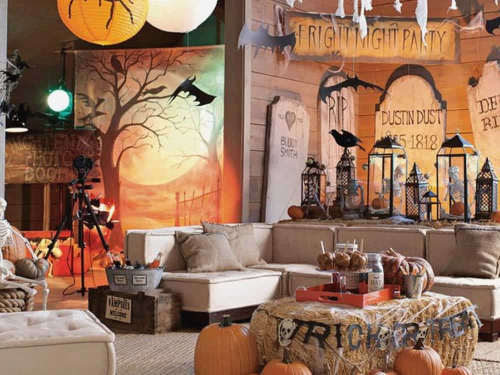 These Halloween party ideas are so good that they're scary! Here are some of our top favorite ideas for your next costume party!