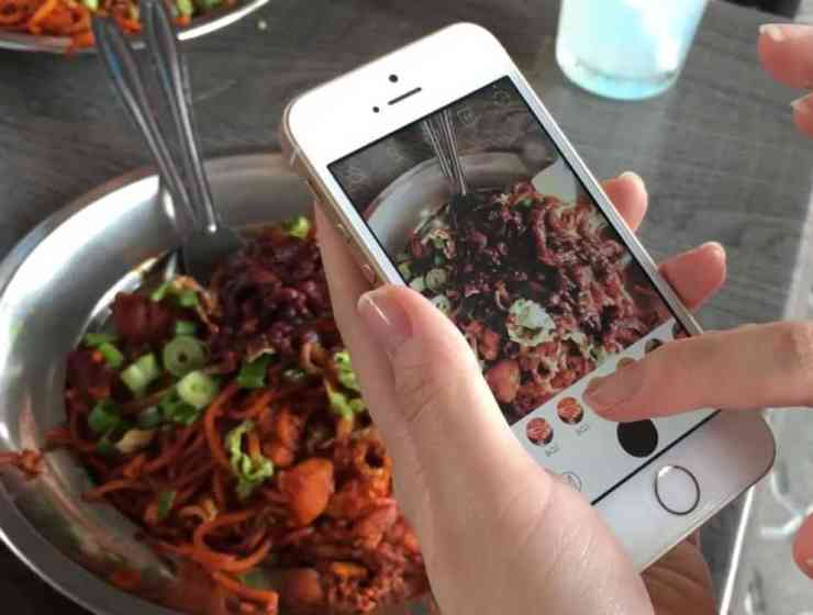 How to take perfect Instagram pictures