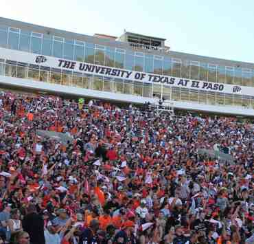 Being a student at UTEP comes with a lot of interesting experiences. This set of GIFs describe what most students experience while being a UTEP Miner!