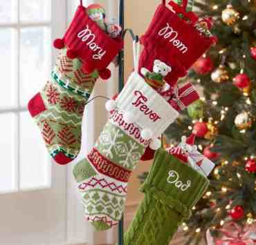 These stocking stuffers are perfect for anyone in your family. Fill their stockings with the perfect gifts from you this Christmas!