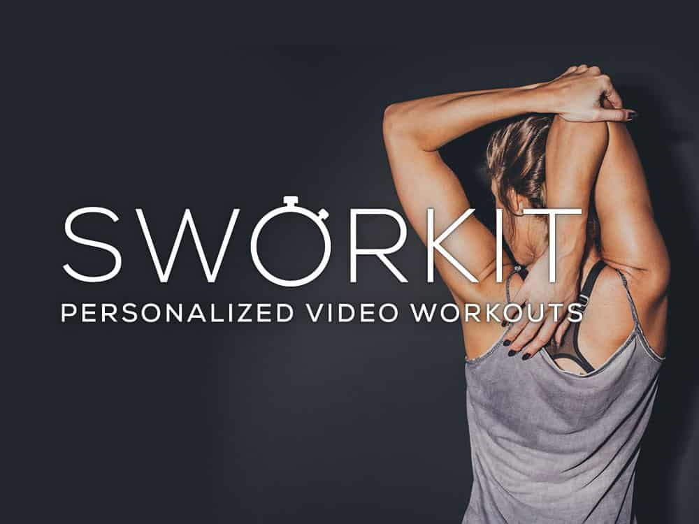I Tried Sworkit For A Week And This Is Why It's Worth It