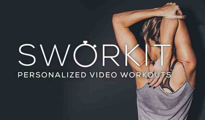 I gave Sworkit a shot for a week and it's an app that is totally worth it. Here's a list of reasons why you need to try this fitness app!