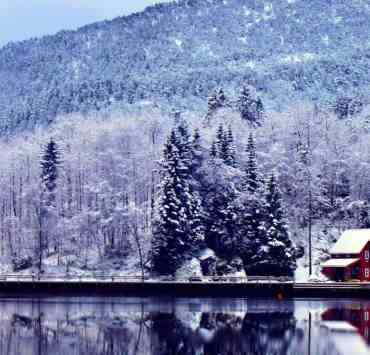 These winter wonderlands are the perfect vacation spots to visit during the colder months. We've put together a list of the best!