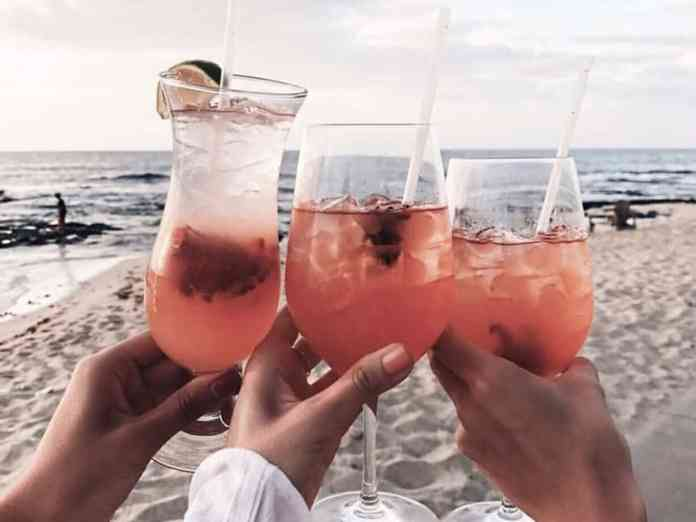 Fruity drinks are a must have for any summer or spring event. With these fruity drink recipes you'll have the most delicious tasting drinks.