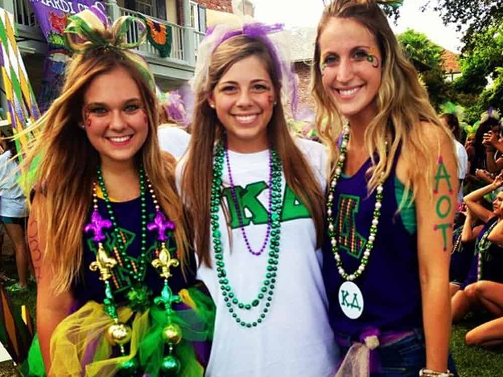 Wondering what the perfect Mardi Gras outfits entail? Here is a guide to the necessities for the Mardi Gras looks you need to rock!