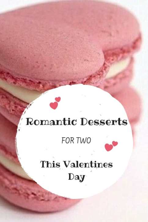 The Best Romantic Desserts For Two This Valentine's Day