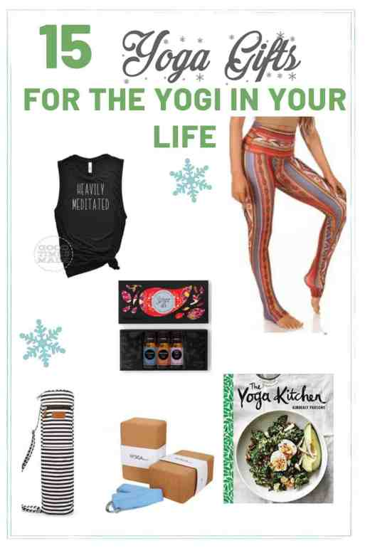 15 Yoga Gifts For The Yogi In Your Life