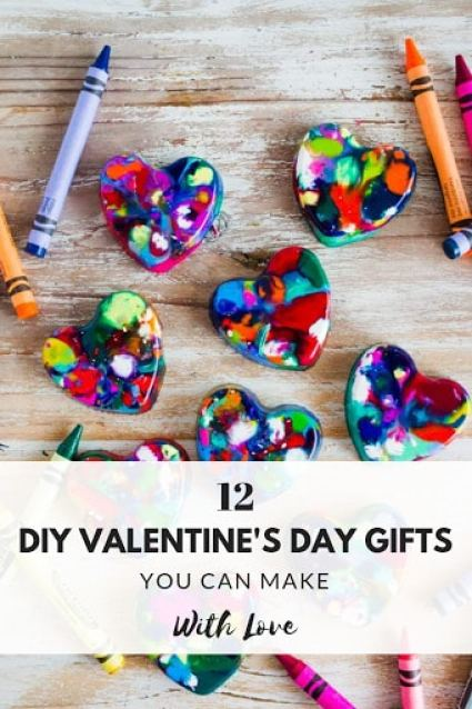 12 DIY Valentine's Day Gifts You Can Make With Love And Care