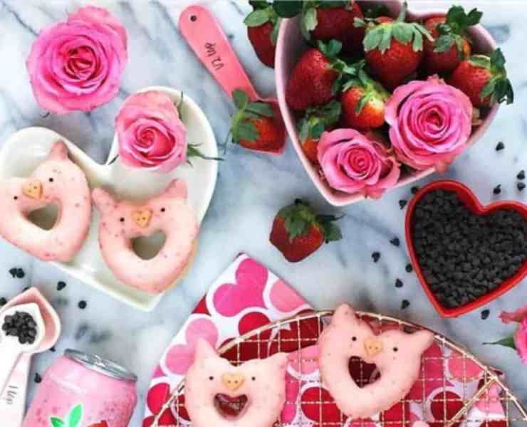 Heart-shaped recipes are super cute for Valentine's Day. With these heart-shaped recipes, you'll have some of the cutest meals on Valentine's Day.