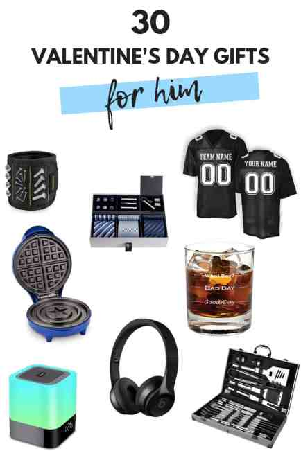 30 Valentine's Day Gift Ideas For Him That He'll Be Crazy In Love With