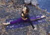 Cassey Ho is a dynamic fitness instructor and after meeting her, I'm convinced she is the best. Check out what Cassey Ho is like in a live Pop Pilates class.