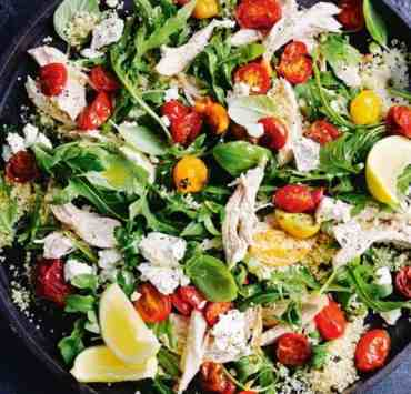 Spring salads are the way to go to keep you from unhealthy snacking, or if you just want to incorporate more fruits and veggies in your diet. Here are 10 spring salads you're guaranteed to love!