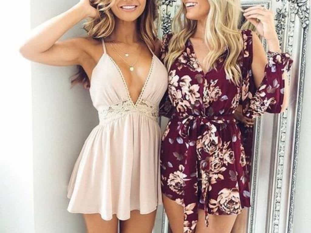 Summer dress shopping can be such a hassle when you don't know how to shop for your body type. Here are some summer dresses to try for your specific body type.