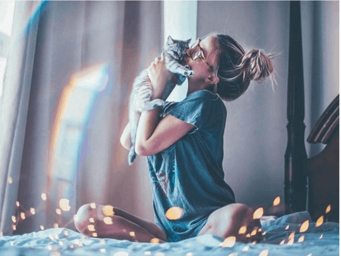 Cat's come in all shapes and adorable sizes. They really are just fluffy rays of sunshine. If you are thinking of getting a pet soon, here are ten reasons why you should bring a cat into your life.
