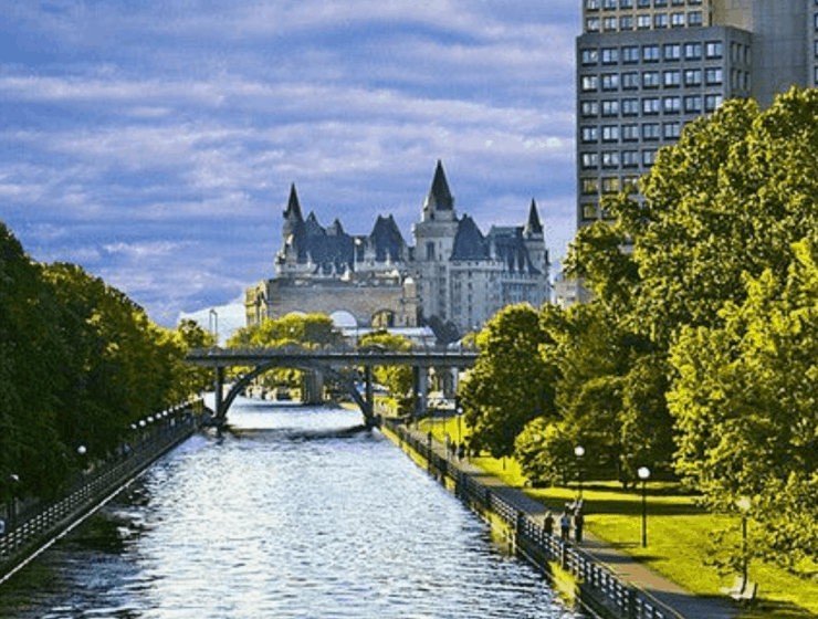 Ottawa is a great place to live, visit, and explore. To help keep you adventuring, we've put together a list of 10 Ottawa spots to check out!