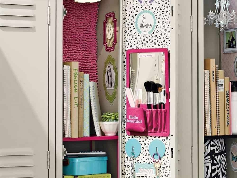 6 Cute Locker Decorations Ideas You Need To Steal - Society6