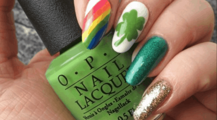 10 St. Patrick's Day Nail Art Looks You Need In Your Life