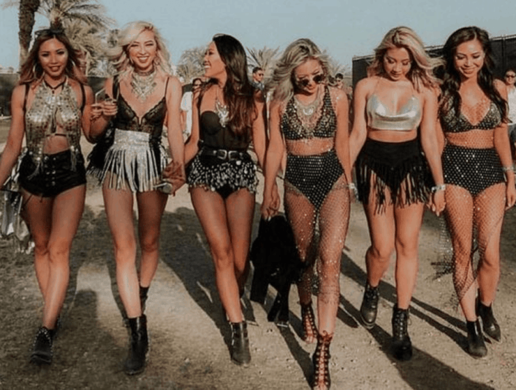 10 Festival Outfit Looks To Keep In Mind For Music Festival Season