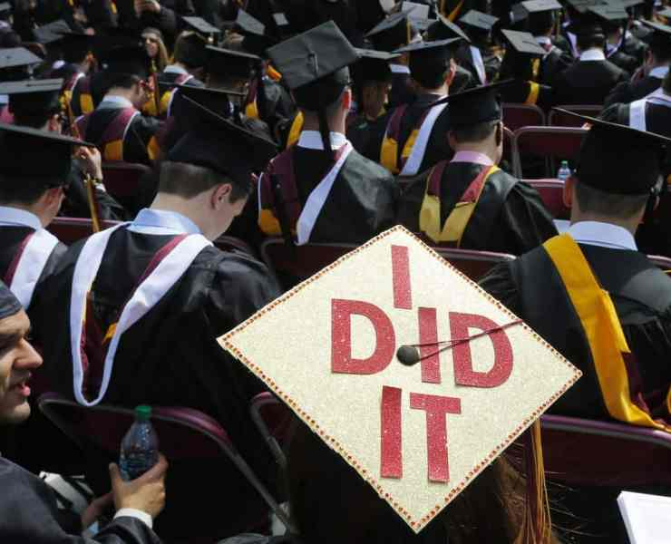 10 Funny Graduation Quotes To Read When You're Nervous About The Big Day