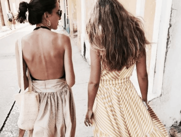 20 Summer Dresses You'll Want To Live In This Year