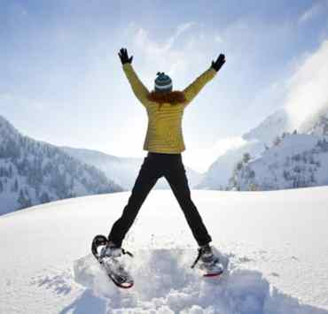 5 Places In Colorado To Go Snow Shoeing