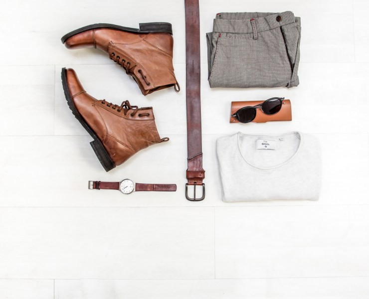 6 Wardrobe Must-Have's For Men