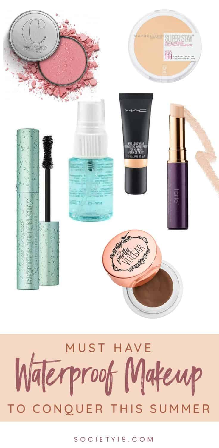 Waterproof Makeup Products, 10 Must-Have Waterproof Makeup Products To Conquer This Summer With