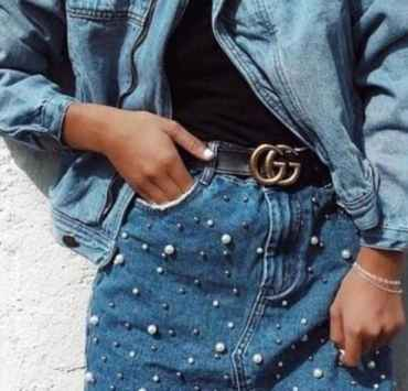 10 Denim Skirt Looks You Can Rock All Summer