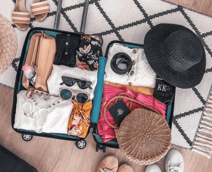 The Ultimate Packing List For Your Summer Trip