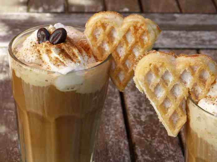 10 Refreshing Coffee Drinks To Sip On This Summer