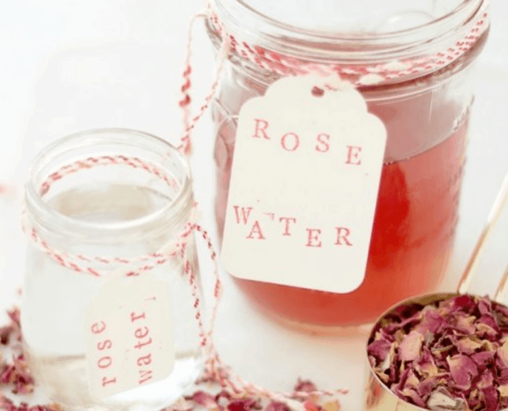 How To Make DIY Rose Water Toner