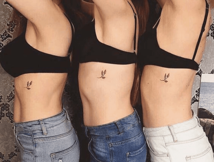 10 Minimalist Tattoos That You'll Love