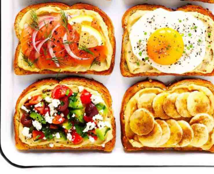 5 Breakfasts To Make In 5 Minutes Or Less