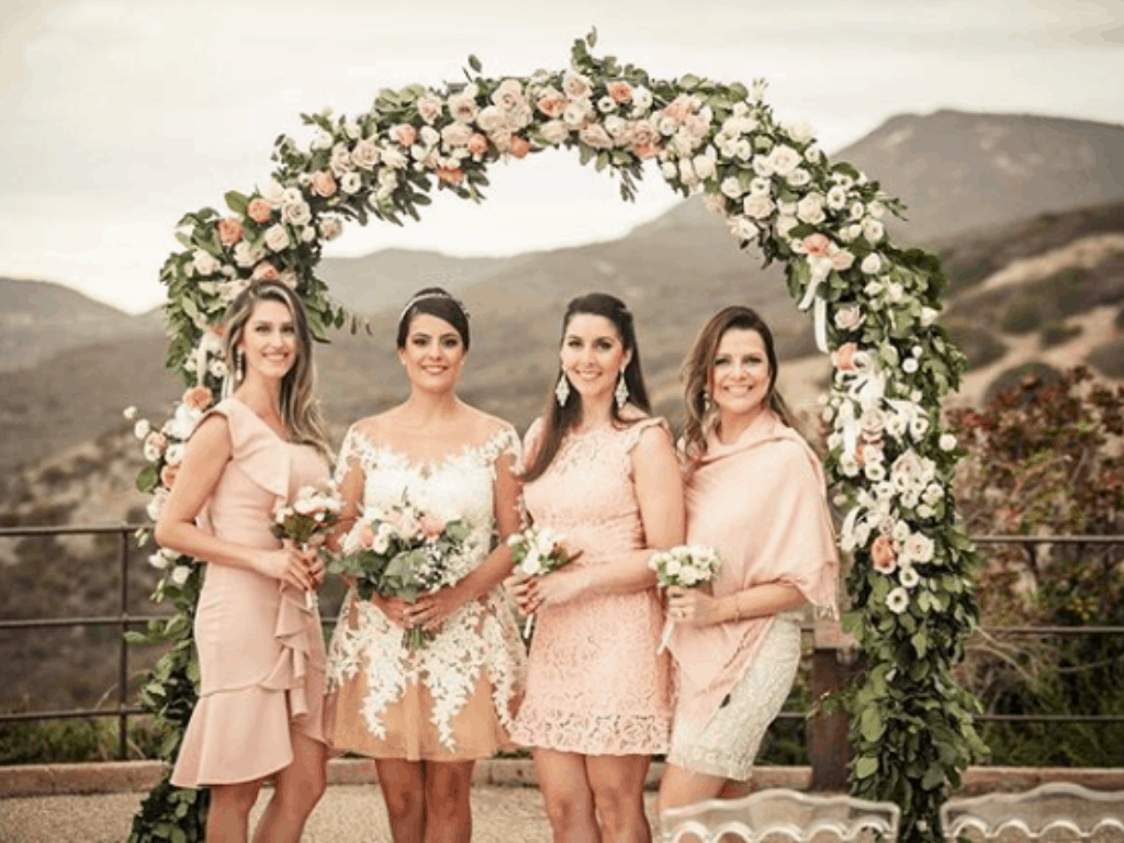 12 Short Wedding Dresses For You To Walk Down The Aisle In