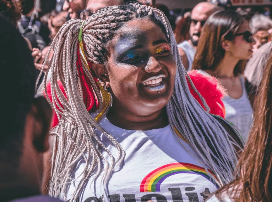 b3d59263306 Rainbow Makeup Looks To Support Pride Month