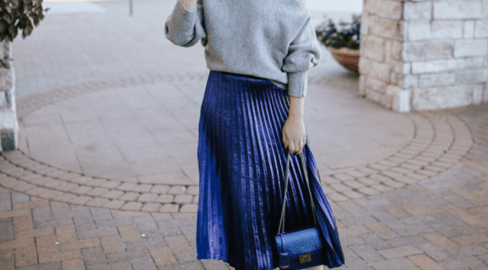 How To Style Your Midi Skirt In The Cutest Way