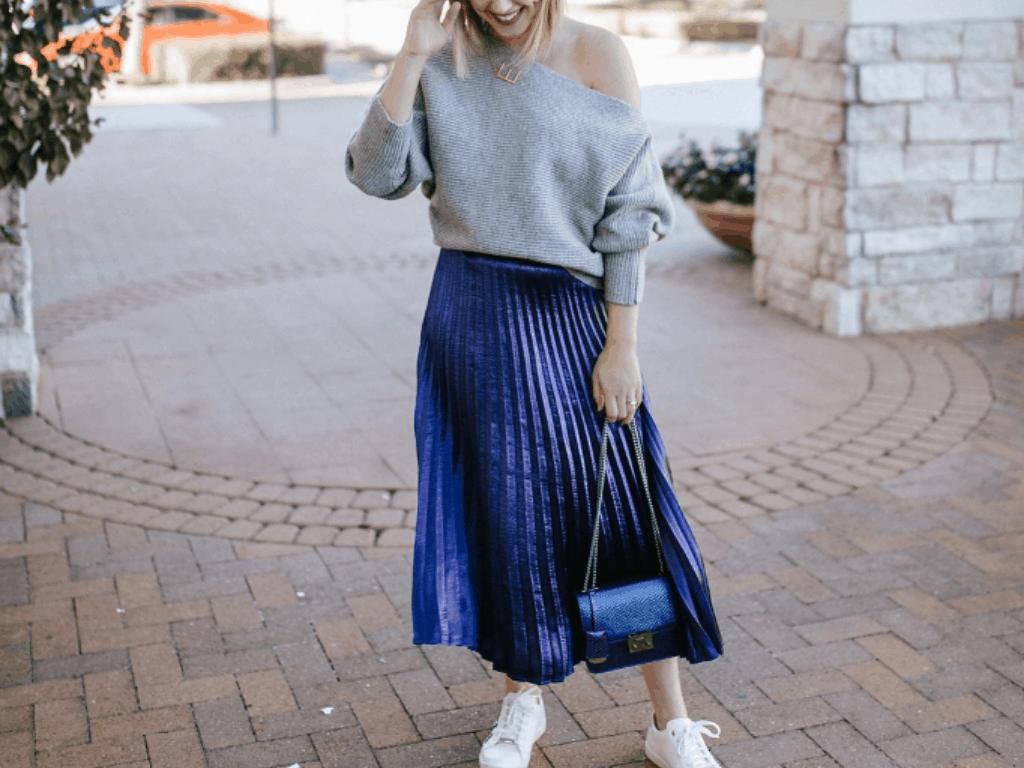 46b85d3604 Cute Ways To Wear Midi Skirts | Huston Fislar Photography