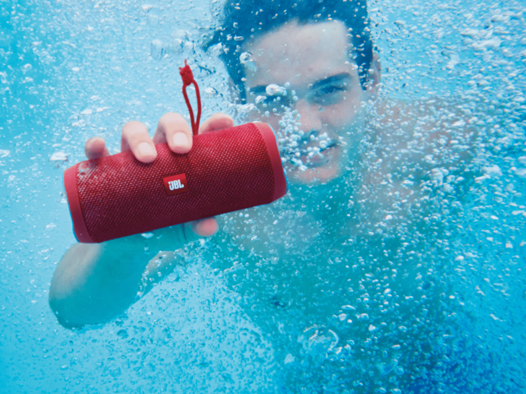 Waterproof Speakers Perfect For A Great Beach Day