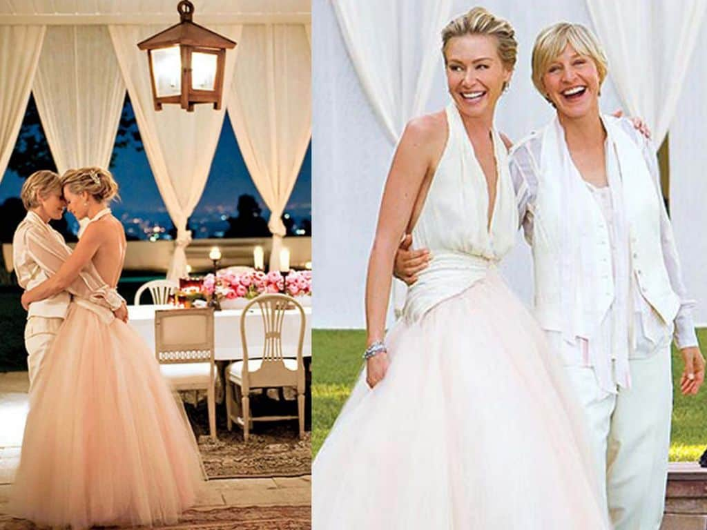 Our Favorite Celebrity Same-Sex Couples