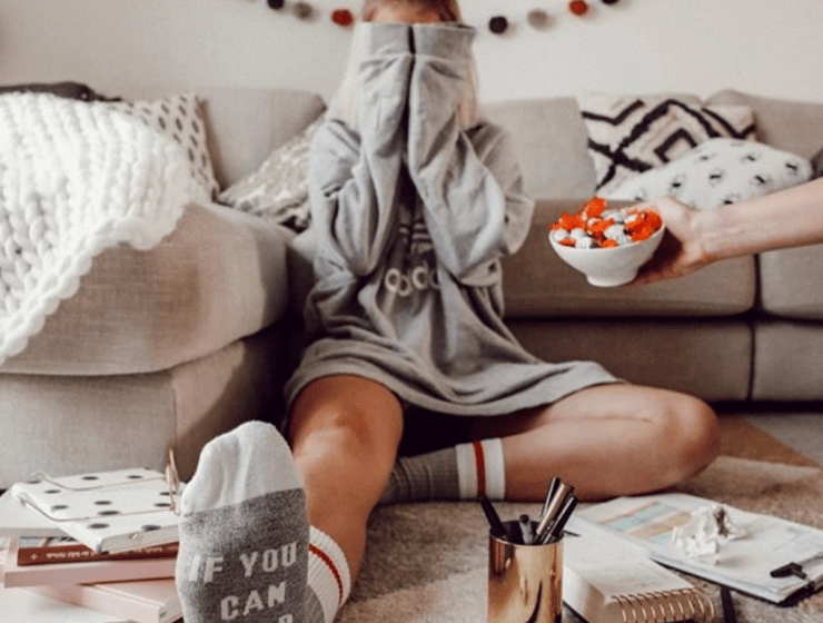 Why You Should Stress Less About Instagram