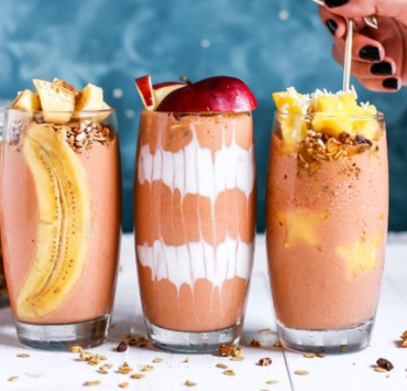 10 Smoothie Combinations That You Must Try