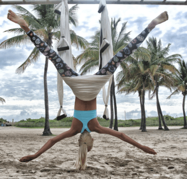 Everything You Need To Know About Aerial Yoga