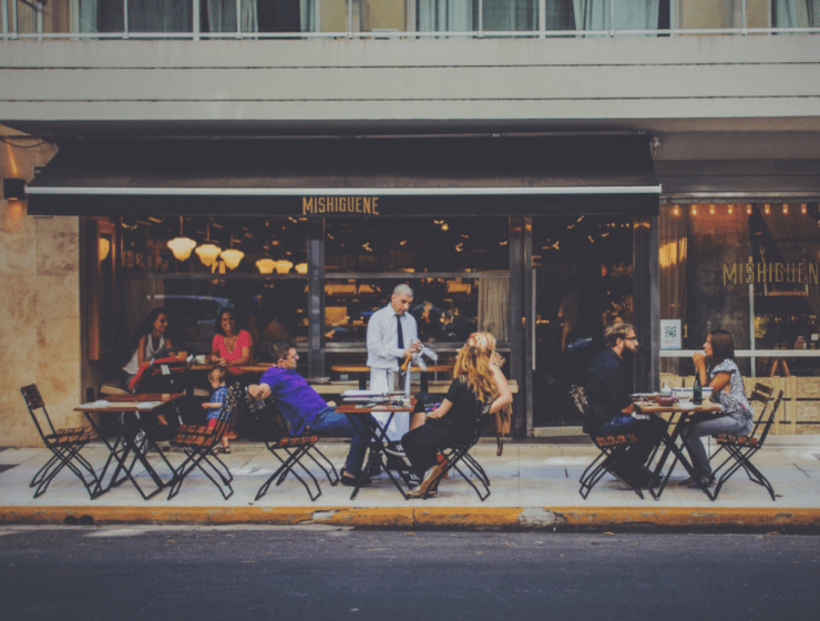 A Guide To Eating Out On A Student Budget