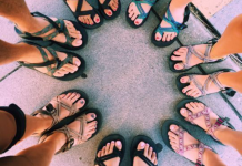 8 Summer Water Sandals You'll Love Wearing At The Beach